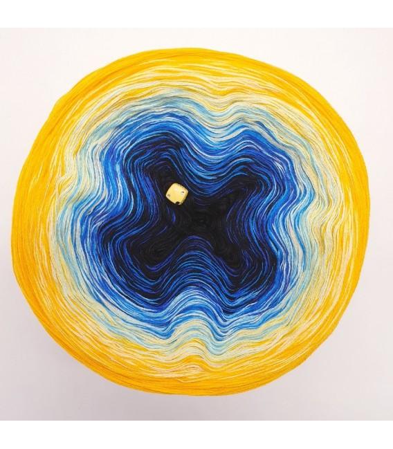 Wellnessoase (oasis of wellness) - 4 ply gradient yarn - image 3
