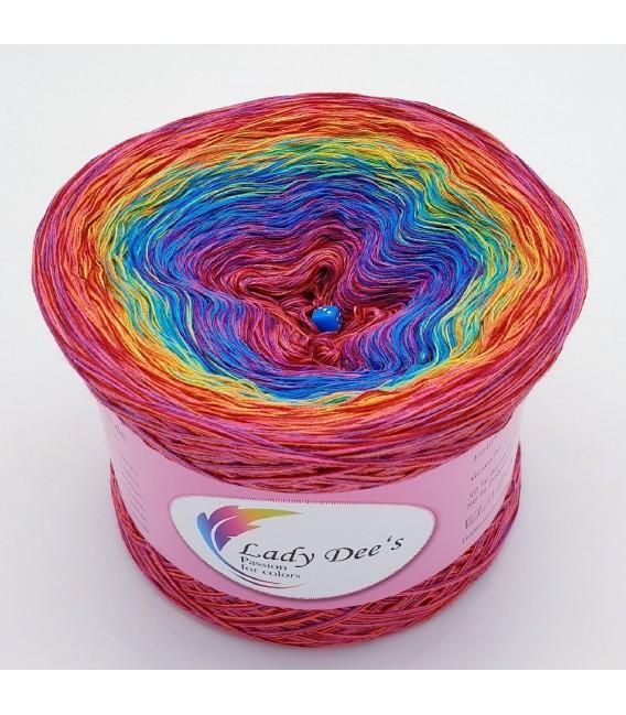 Hippie Lady - Lucy - Farbverlaufsgarn 4-fädig - Bild 1
