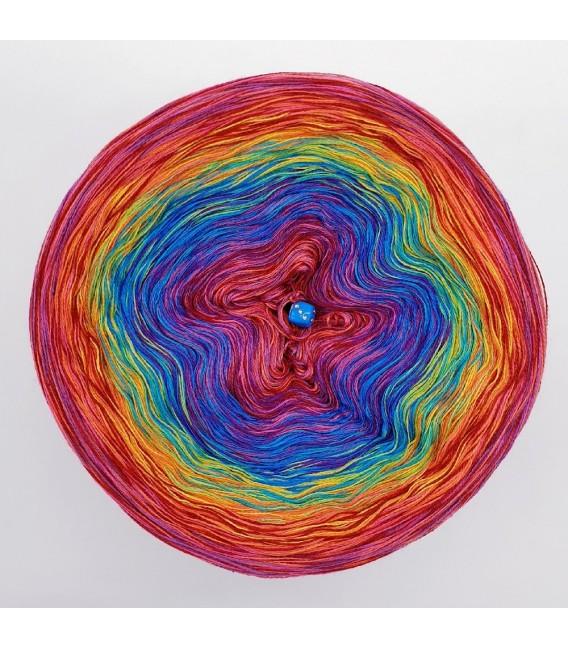 Hippie Lady - Lucy - Farbverlaufsgarn 4-fädig - Bild 2