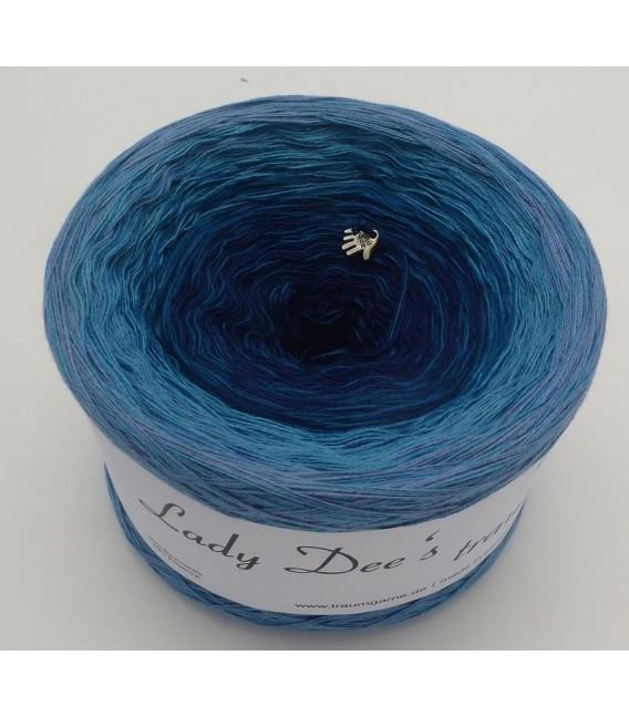 September Bobbel 2020 - 4 ply gradient yarn - image 4