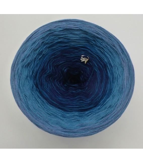 September Bobbel 2020 - 4 ply gradient yarn - image 5