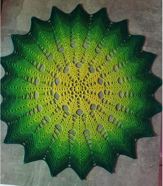 Limonen - Farbverlaufsgarn 4-fädig - Bild 9
