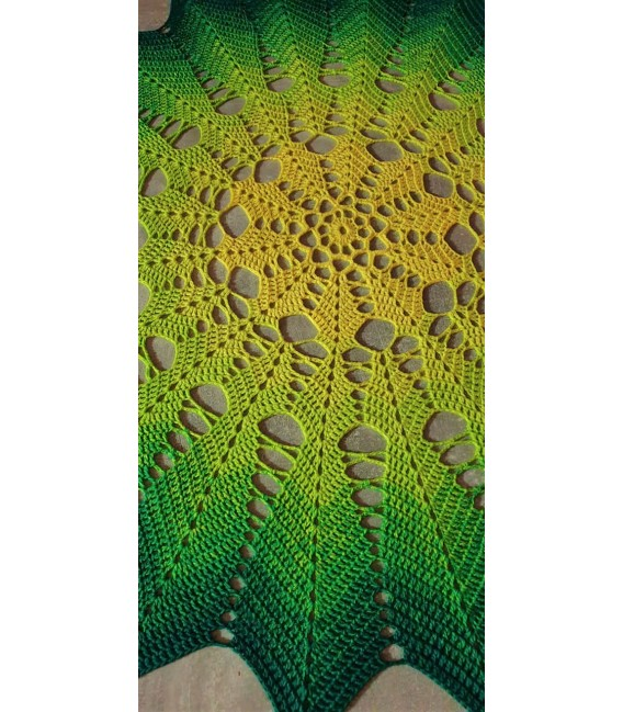 Limonen (Limes) - 4 ply gradient yarn - image 10
