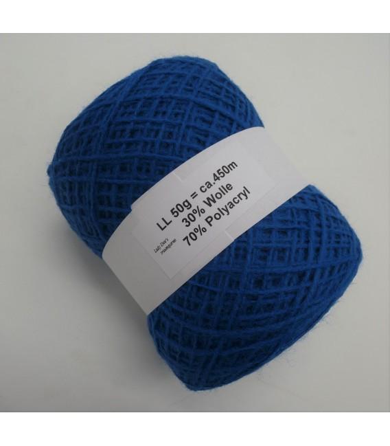 wool-acrylic mixture - petroleum - 50g