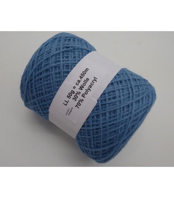 wool-acrylic mixture - heaven - 50g