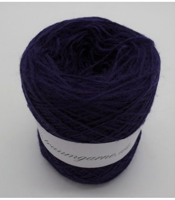 Woll-Acryl-Gemisch - Violett - 50g