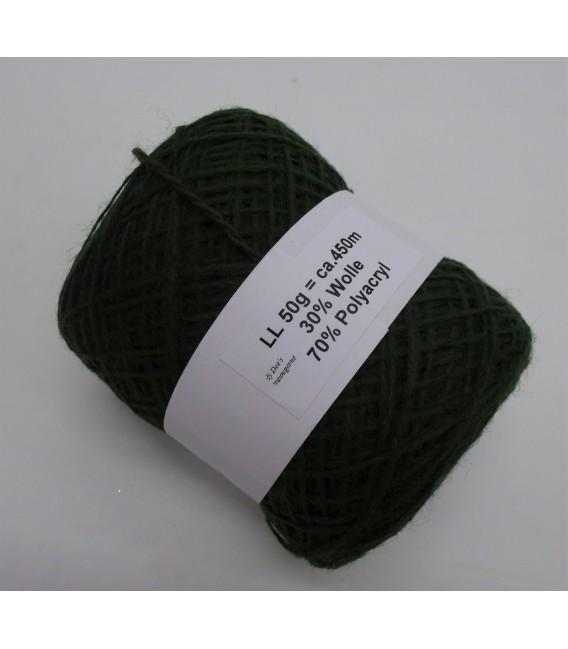 wool-acrylic mixture - moss - 50g