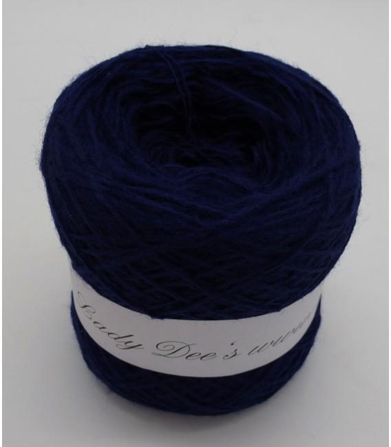 wool-acrylic mixture - ink - 50g