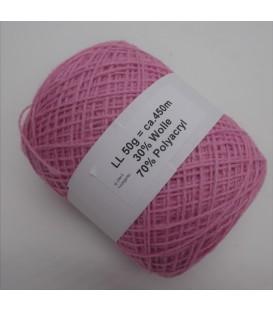 wool-acrylic mixture - anemone - 50g
