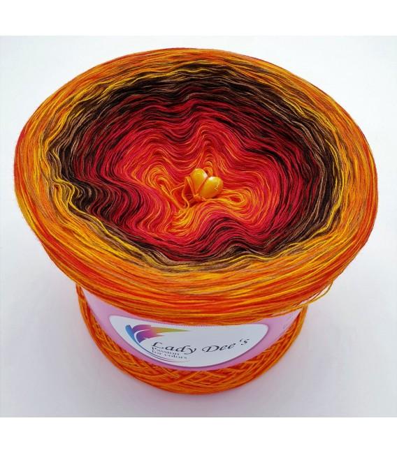 Hippie Lady - Jolina- Farbverlaufsgarn 4-fädig - Bild 1