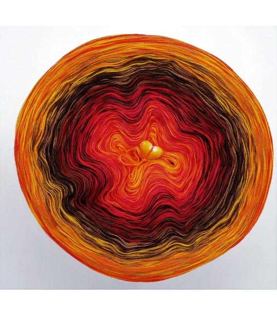 Hippie Lady - Jolina - 4 ply gradient yarn - image 2