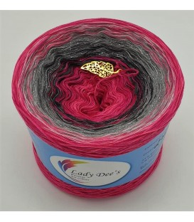 Hippie Lady - Angel - 4 ply gradient yarn - image 1