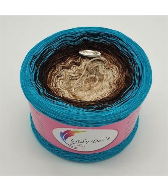 Seelenzauber (Soul magic) - 4 ply gradient yarn - image 2