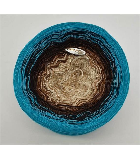 Seelenzauber (Soul magic) - 4 ply gradient yarn - image 3