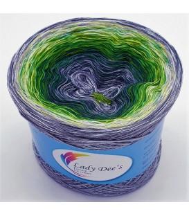 Hippie Lady - Marita - 4 ply gradient yarn - image 1