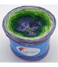 Hippie Lady - Marita - 4 ply gradient yarn