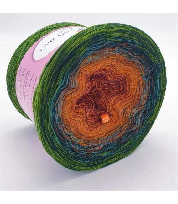 Oase der Wunder (Oasis of wonder) - 4 ply gradient yarn - image 4