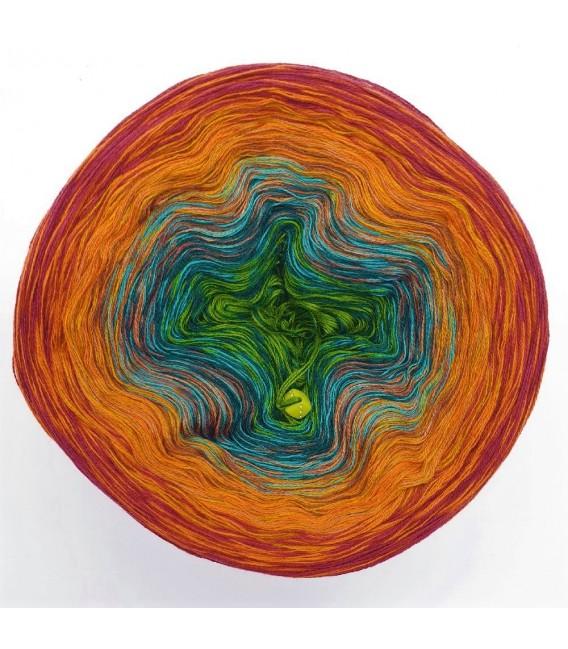 Oase der Wunder - Farbverlaufsgarn 4-fädig - Bild 6