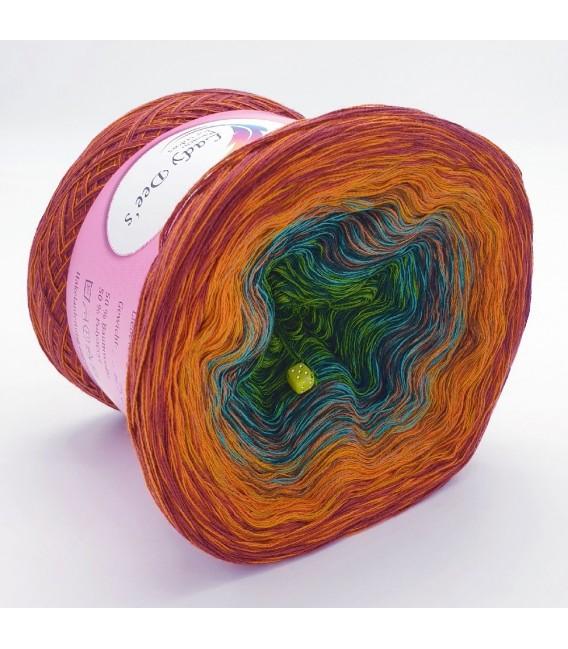 Oase der Wunder (Oasis of wonder) - 4 ply gradient yarn - image 7
