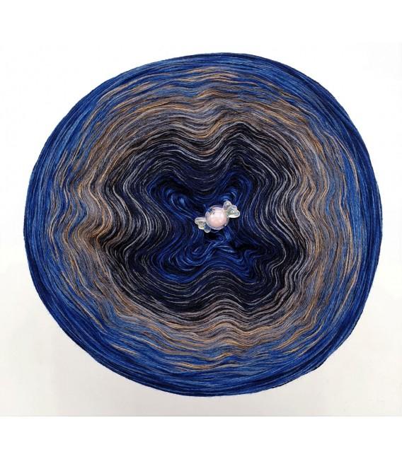 Hippie Lady - Blue - Farbverlaufsgarn 4-fädig - Bild 2