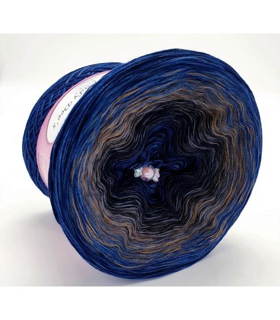 Hippie Lady - Blue - Farbverlaufsgarn 4-fädig - Bild 3