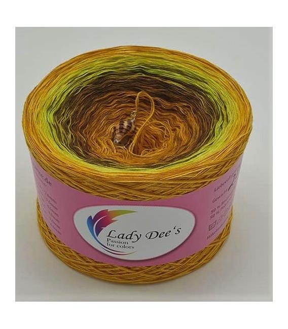 Hippie Lady - Gitta - Farbverlaufsgarn 4-fädig - Bild 1