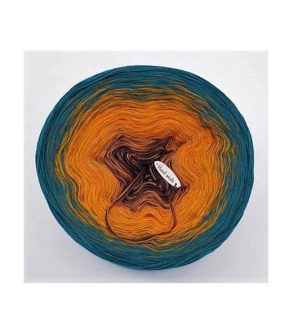 Schwärmerei (enthusiasm) - 4 ply gradient yarn - image 7
