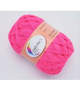 Lace Garn - Neon Pink