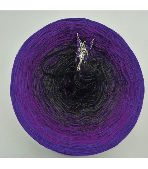 Magic Violett - 4 ply gradient yarn