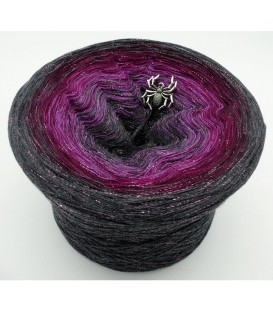 Wilde Beeren - 4 ply gradient yarn