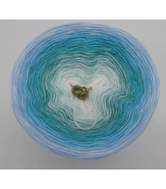 Meerjungfrau - Farbverlaufsgarn 4-fädig - Bild 3