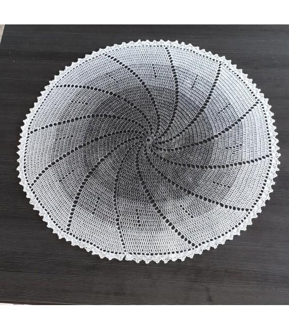 Unendlichkeit - crochet Pattern - star blanket - german