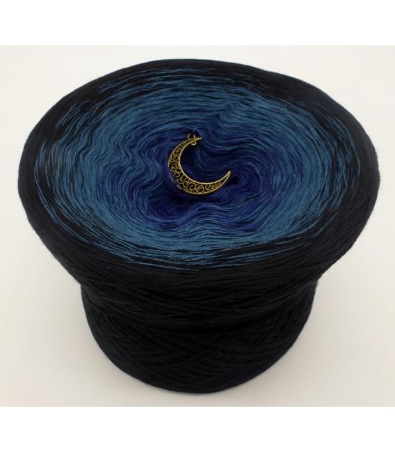 Dunkle Nacht (nuit noire) - 4 fils de gradient filamenteux - Photo 2