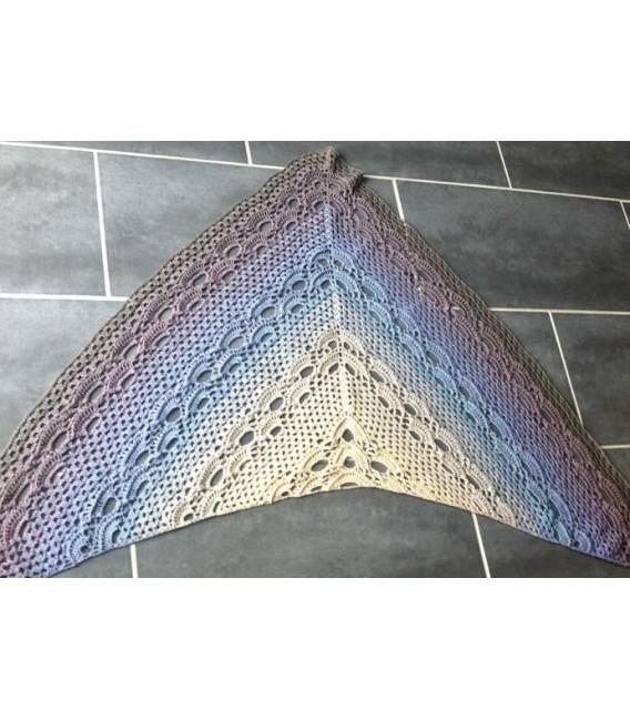 Weg zum Glück (Way to happiness) - 4 ply gradient yarn - image 11