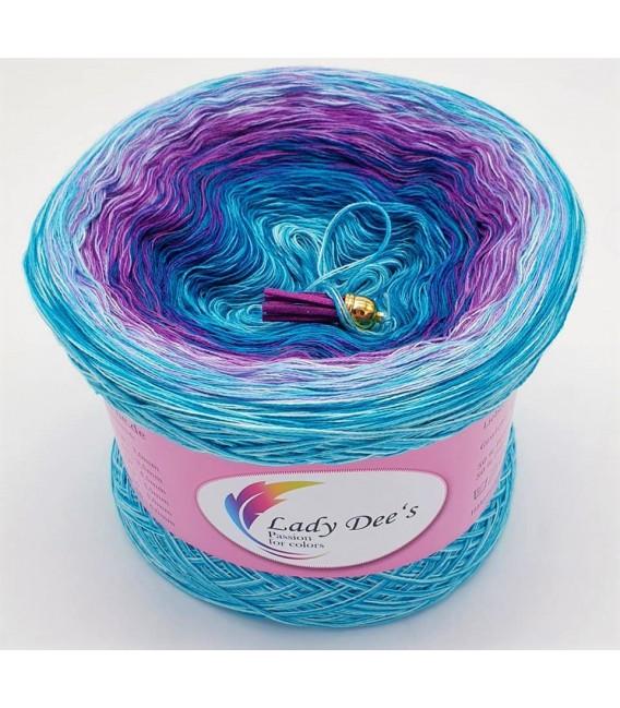 Hippie Lady - Virginia - 4 ply gradient yarn