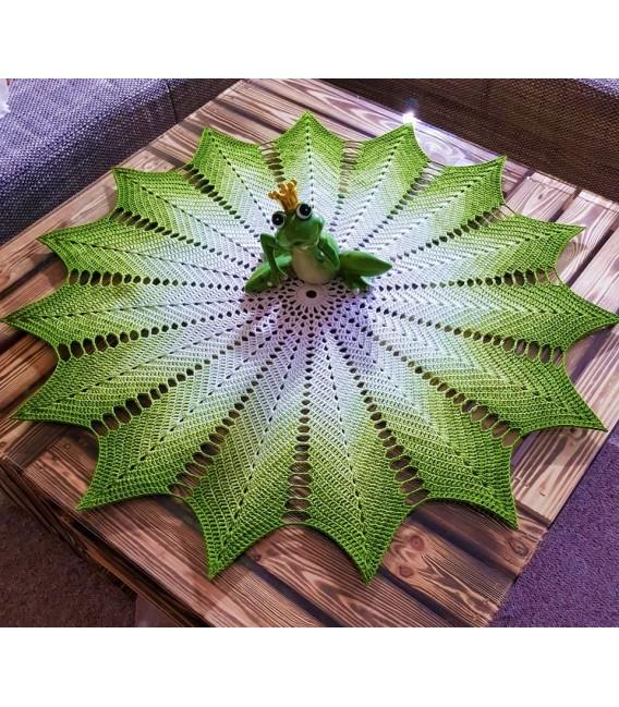 Windrad - crochet Pattern - star blanket - english