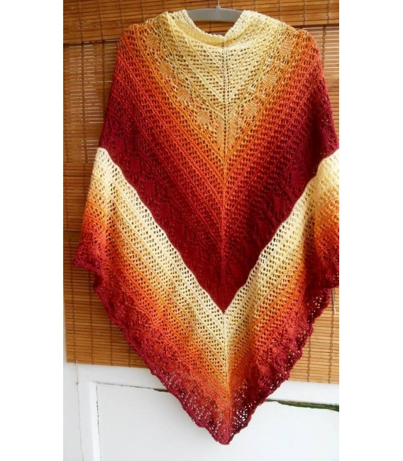 Herbstlaub (autumn leaves) - 4 ply gradient yarn - image 11