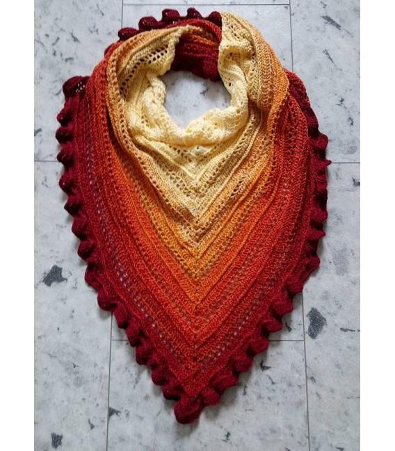 Herbstlaub - Farbverlaufsgarn 4-fädig - Bild 13