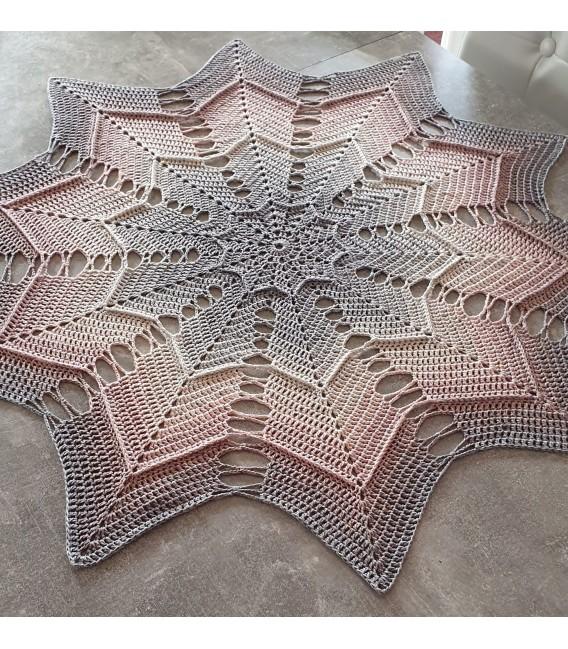 Estella - crochet Pattern - star blanket - english
