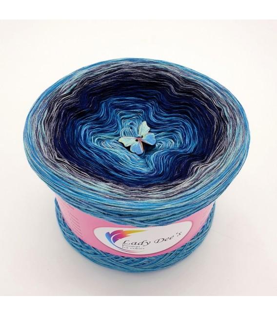 Hippie Lady - Ashley - 4 ply gradient yarn