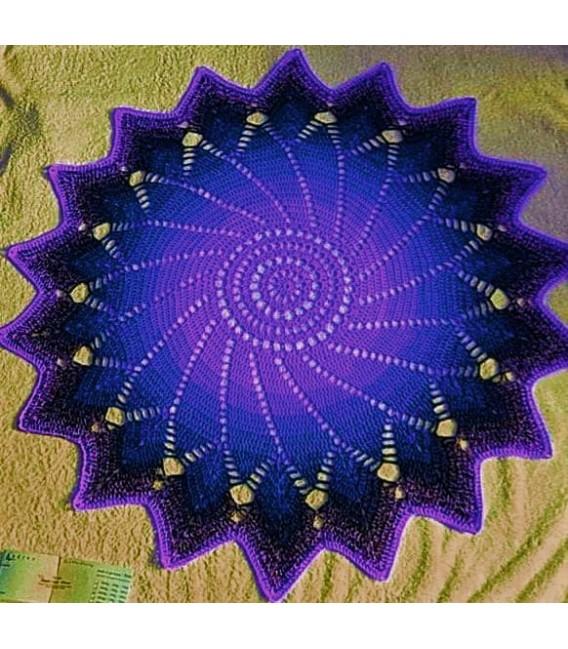 Hippie Lady - Stephanie - 4 ply gradient yarn