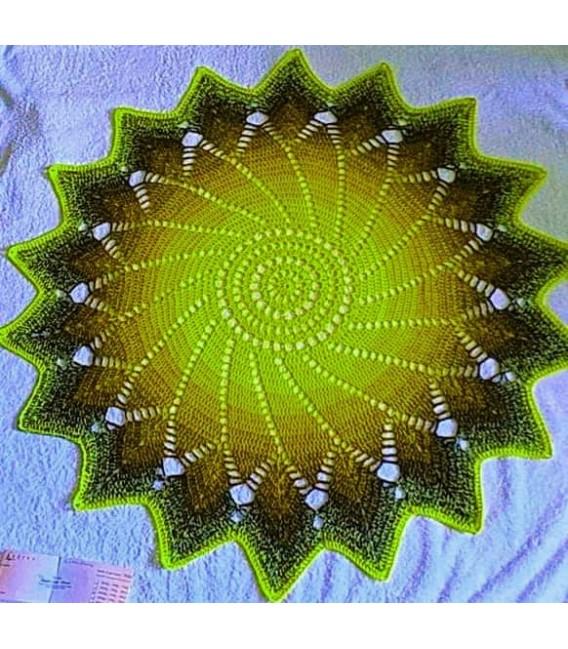 Hippie Lady - Carmen - 4 ply gradient yarn