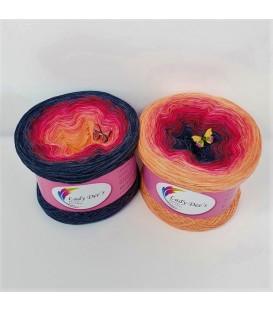 Magical Woman - 4 ply gradient yarn