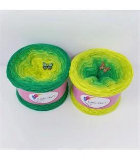 Aurora Borealis - 4 ply gradient yarn