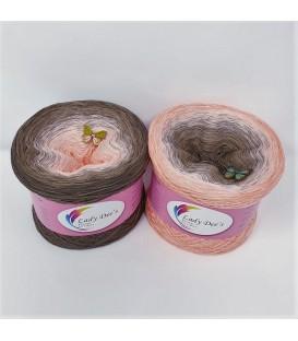 Rosewood - 4 ply gradient yarn