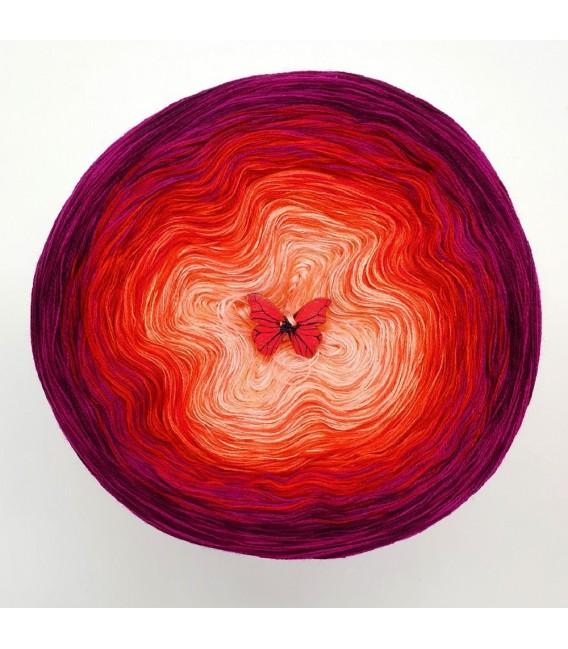 Juni Bobbel 2021 - 4 ply gradient yarn