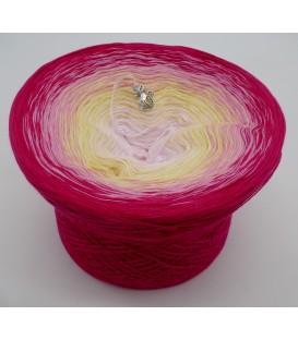 gradient yarn 4ply Vanilla Kiss - Brick outside