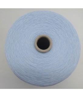 Lace yarn light blue - 1 ply