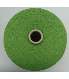 Lace yarn frog green - 1 ply