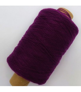 Lace yarn purple 2 - 1 ply